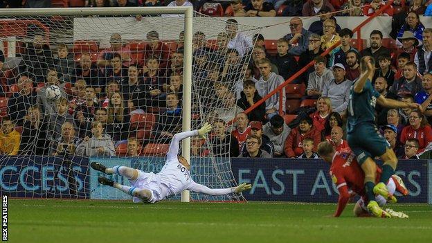 Middlesbrough goal