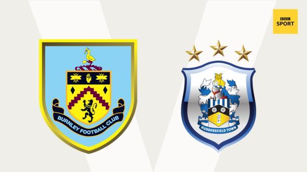 Burnley v Huddersfield
