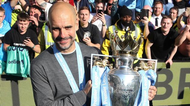 Manchester City đăng kỷ lục doanh thu 535,2 triệu bảng trong báo cáo thường niên 2018-19