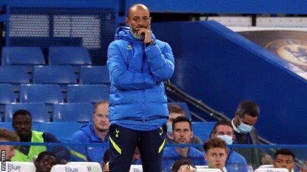 Harry Kane: Tottenham boss Nuno Espirito Santo yet to speak to striker (2021)