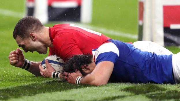 Wales bid to erase 2011 pain by beating France to reach World Cup semi-finals
