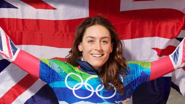 Amy Williams: I'm a little bit broken, says Olympic skeleton gold medallist thumbnail