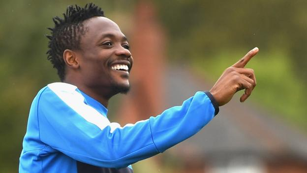 Ahmed Musa: Leicester City forward joins Al-Nassr in Saudi Arabia