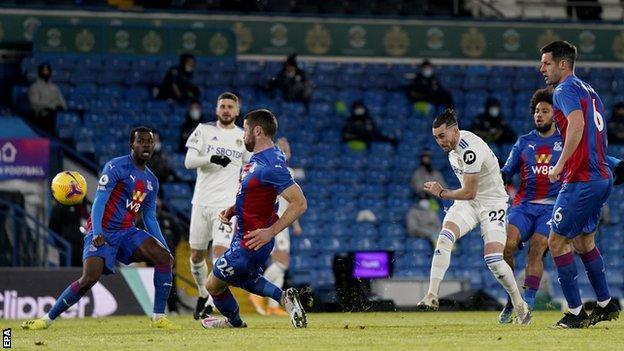 Leeds goal