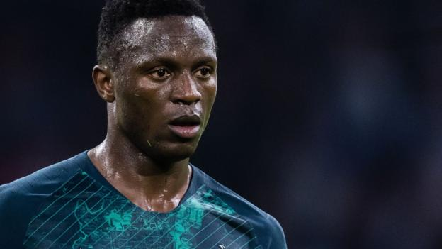 Victor Wanyama: Tottenham in talks with Club Bruges
