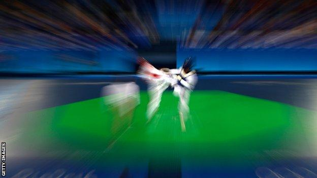 taekwondo at Rio