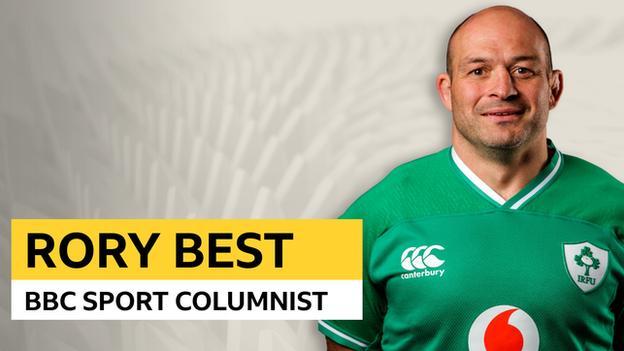 Rory best column