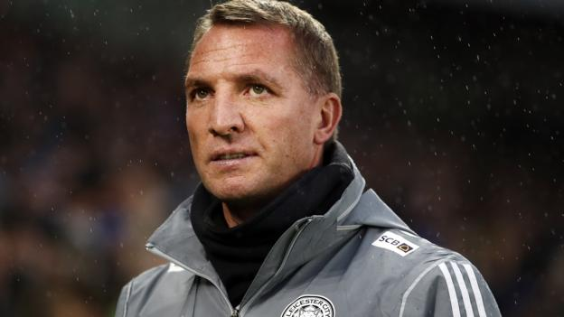 Rodgers rules out Leicester departure amid Arsenal rumours thumbnail