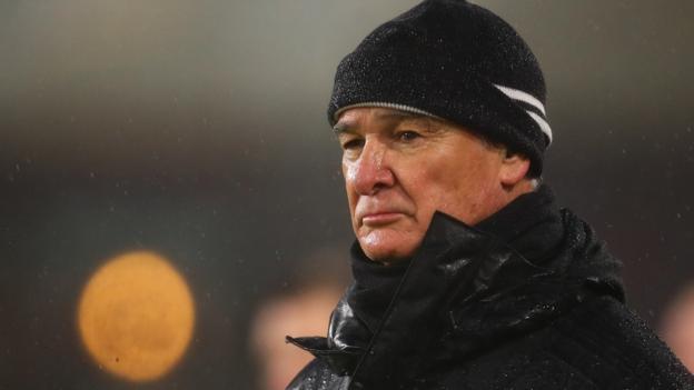 Claudio Ranieri: Fulham sack manager having had 'romantic visions of Leicester' thumbnail