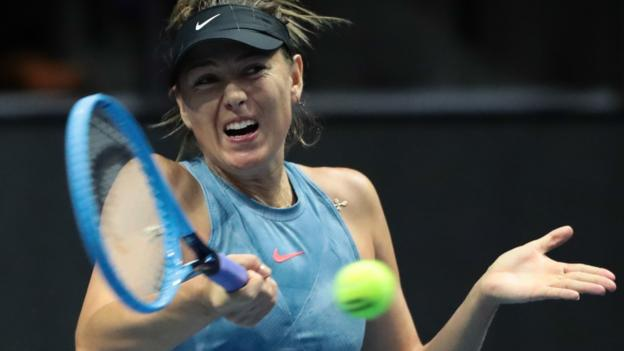 French Open: Former champion Maria Sharapova pulls out of tournament with shoulder injury thumbnail