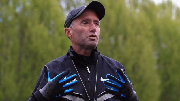 Panorama: Alberto Salazar's spectacular fall from grace