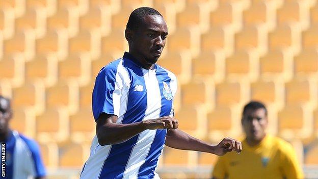 Kelechi Nwakali during his time at Porto