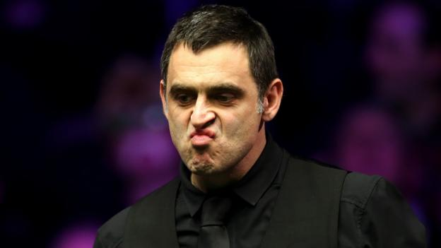 Ronnie O'Sullivan in bizarre 'Australian' interview at Players Championship thumbnail