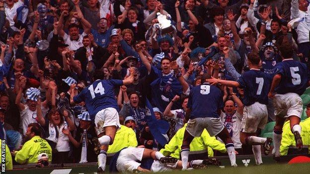 Chesterfield celebrate