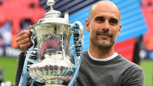 Pep Guardiola: Man City boss says treble is not enough thumbnail