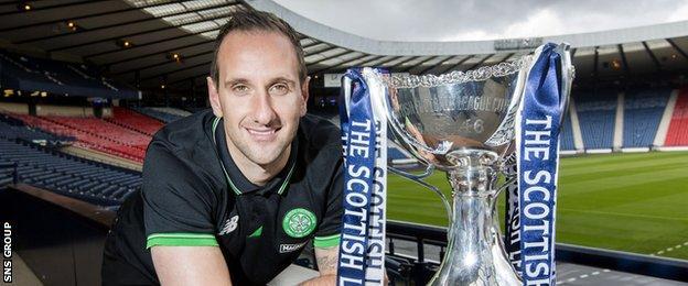 Celtic coach John Kennedy