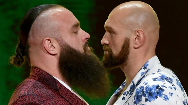 Tyson Fury: WWE venture carries risk but huge reward in strange boxing times