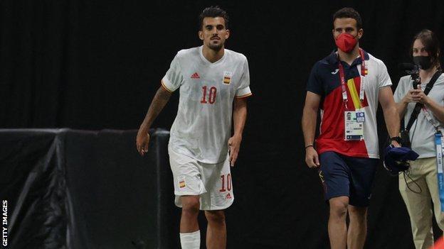 Tokyo 2020: Spain held by Egypt in men's Olympic opener thumbnail