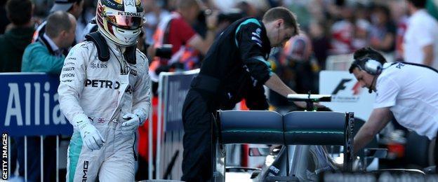 Lewis Hamilton, Russian Grand Prix
