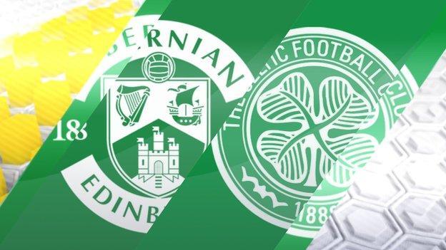 Hibs v Celtic