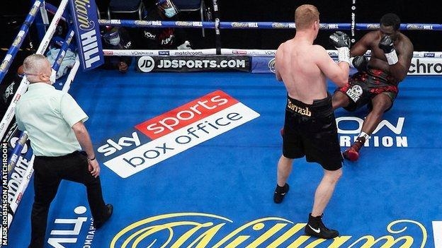 Coronavirus: Povetkin vs. Whyte rematch postponed as Russian tests positive