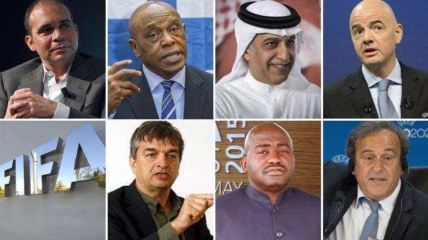 Fifa candidates