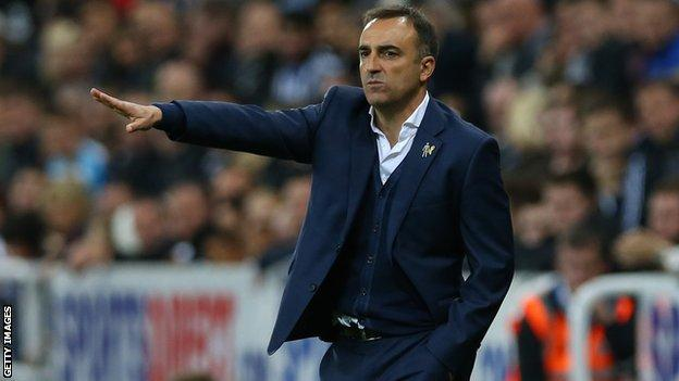 Carlos Carvalhal Sheffield Wednesday