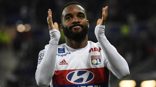 Alexandre Lacazette: Arsenal Close To Agreeing Deal For