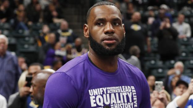 LeBron James landmark as Los Angeles Lakers thrashed by Indiana Pacers thumbnail