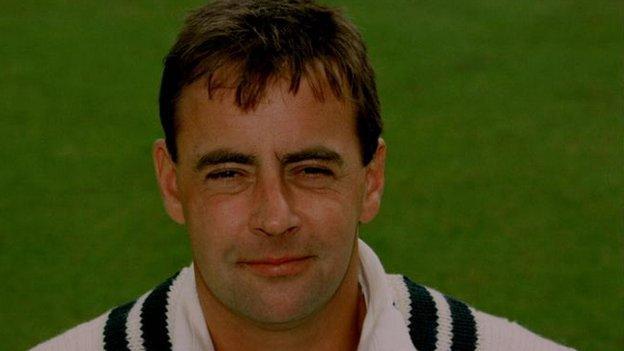 Graham Cowdrey