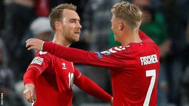 Denmark v Wales