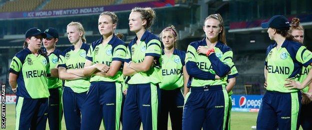 Ireland reflect on their 67-run defeat
