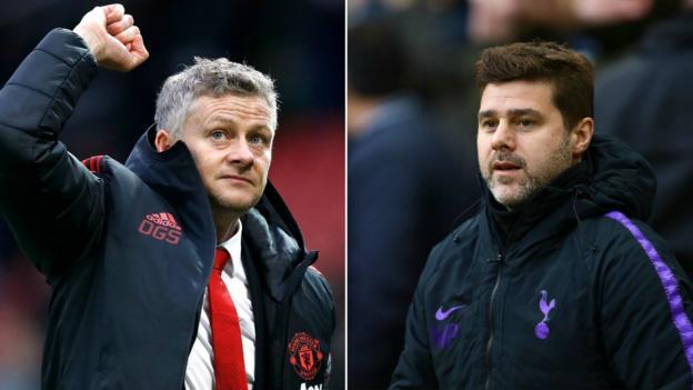 Tottenham v Man Utd: Ole Gunnar Solskjaer praises Spurs boss Mauricio Pochettino thumbnail