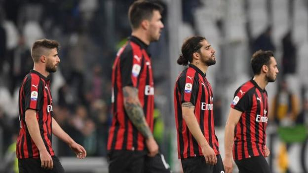 AC Milan banned from Europa League next season over Financial Fair Play breaches thumbnail