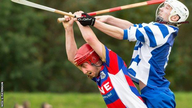 Newtonmore have the bragging rights from the Badenoch derby