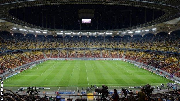 Bükreş Arena Nationala