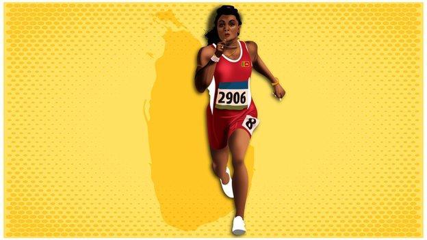 Susanthika Jayasinghe