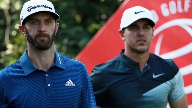 How do you fine tune a significant winner? Satisfy the male preparing Koepka & Johnson for United States Open thumbnail