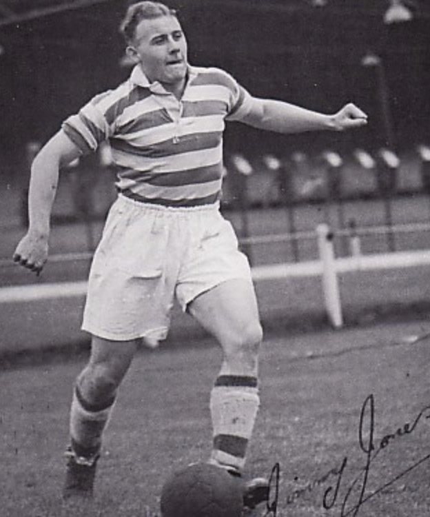 Jimmy Jones had already bagged six hat-tricks in the 1948-49 season before the game against Linfield