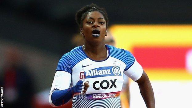 Kadeena Cox
