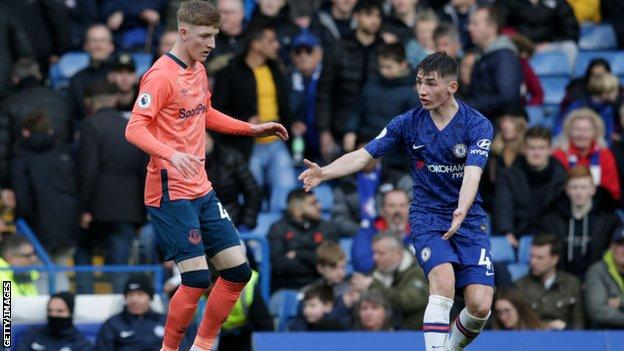 Gilmour has made a lasting impression after encouraging performances for Chelsea this year