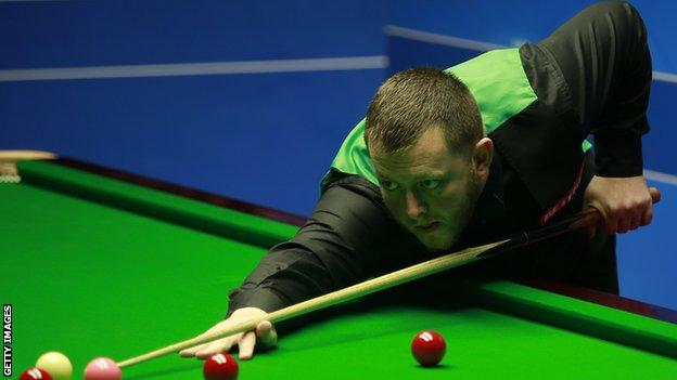 Allen agrees with Judd Trump that more needs to be done to modernise snooker