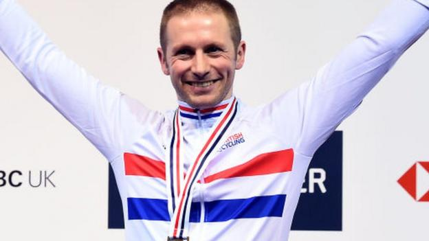 European Games: Jason Kenny named in 101-strong GB squad thumbnail