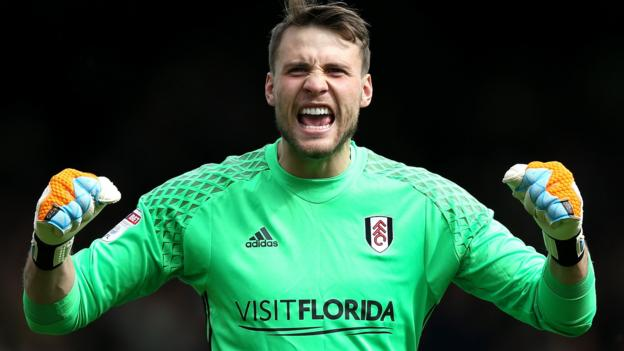 Marcus Bettinelli: Fulham goalkeeper signs contract extension - BBC Sport