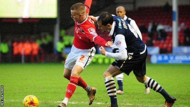 Jason Demetriou says that Saturday's 3-0 home defeat by Millwall did not flatter the Saddlers