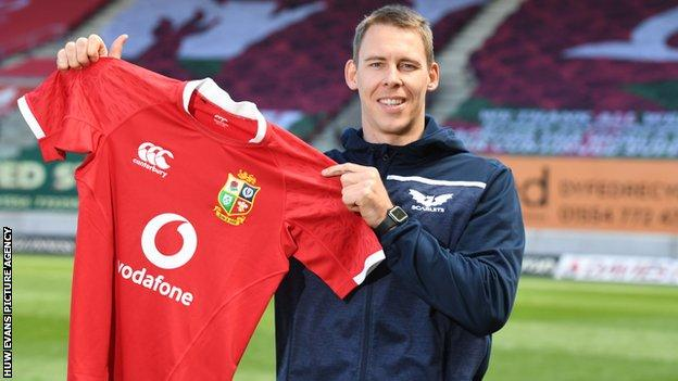 Liam Williams has played 71 internationals for Wales and three Tests for the British and Irish Lions