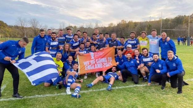 Greece qualify for Rugby League World Cup for the first time