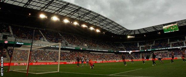 Red Bull Arena Newark