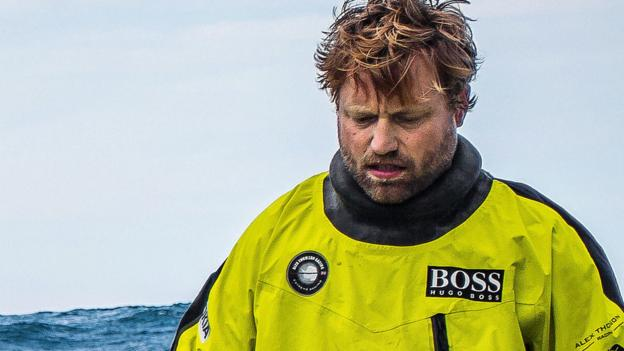 Route Du Rhum Alex Thomson Set To Miss Out On Imoca Class Win After