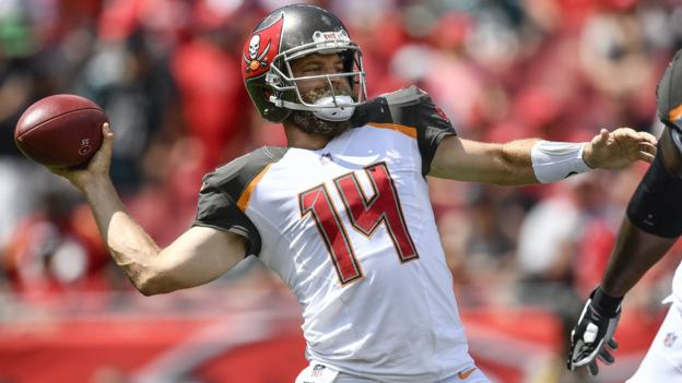 new styles 2b77d 84d3a NFL week two review: Fitzmagic, Patriots lose, a half-time ...